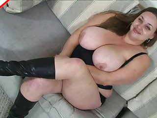 BBW titties are breathtaking on this hot cocksucker
