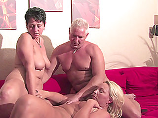 Mature couples from Germany having hardcore sex together