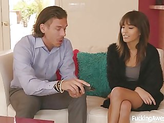 Janice Griffith Gets Fucked By Her Daddy's Friend
