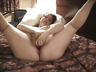 BBW ex-gf made videos from hotel room