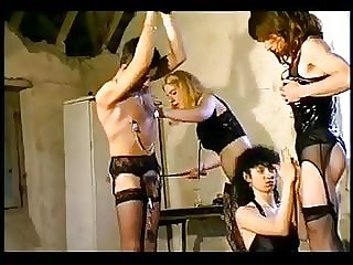 Bisex - Men in Lingerie - Hot French Bizarre