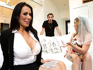 Brazzers – Cold Feet, Hot Tits