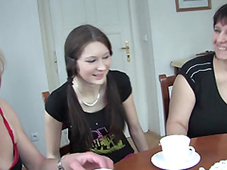 Priscila joins a couple of horny lesbians for a formidable experience