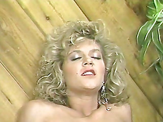 Fucking a blonde slut from different positions rapaciously