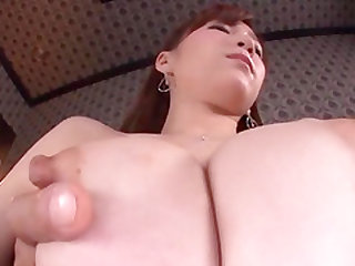 Sumire Mika is a chick with nice tits who loves making a prick stiff