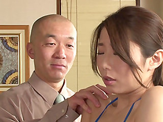 Anal creampie for Ayumi Shinoda after drilling her fuck hole