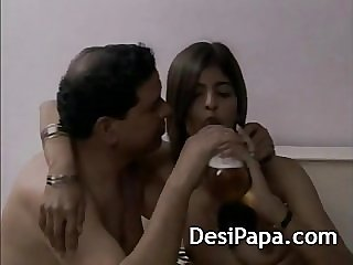 Indian Uncle Fucking Young Indian College Girl