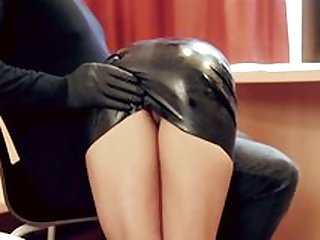 BDSM game leads Nikki M to fuck hard