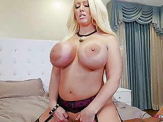 Desperate Mom Alura TNT Jenson Takes Advantage of Young Boy