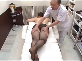 Massage Pantyhose Abuse