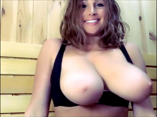 Big Titties Shaking Out Of Bra