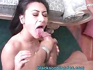 Stunning Turkish Babe Gets Anal Sex and Facial From Big Cock