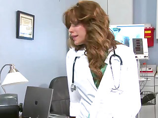 Aleksa Nicole Is Winning The Award For Best Doctor Of The Year