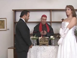 patricia_bismarck and matheus shemale wedding sex