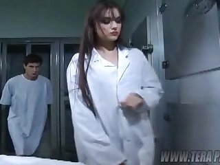 Randy Female Doctor Gets To Fuck Another Patient